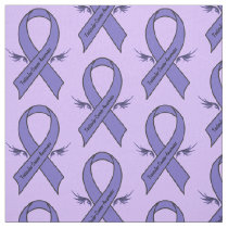 Testicular Cancer Awareness Fabric