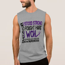 Testicular Cancer Awarness Men's Tank