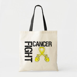 Testicular Cancer Fight Boxing Gloves Bags