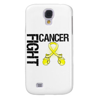 Testicular Cancer Fight Boxing Gloves Galaxy S4 Covers