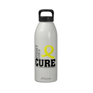 Testicular Cancer Fight For A Cure Drinking Bottles