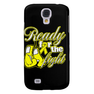 Testicular Cancer Gloves Ready For The Fight Galaxy S4 Covers