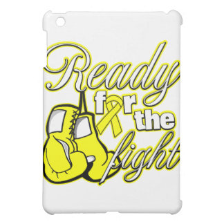 Testicular Cancer Gloves Ready For The Fight iPad Mini Case