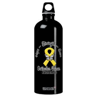 Testicular Cancer Hope Strength Love SIGG Traveler 1.0L Water Bottle
