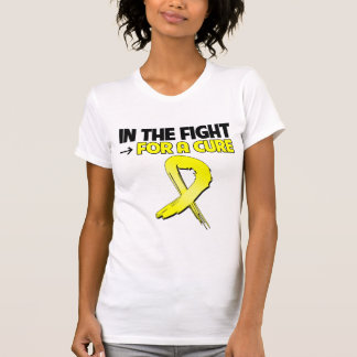 Testicular Cancer In The Fight For a Cure Tshirts