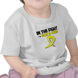 Testicular Cancer In The Fight For a Cure Shirt