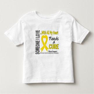 Testicular Cancer Needs A Cure 3 Toddler T-shirt