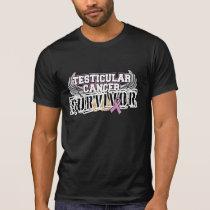 Testicular Cancer Survivor Balls T-Shirt