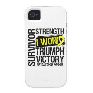 Testicular Cancer Survivor I Won Case For The iPhone 4