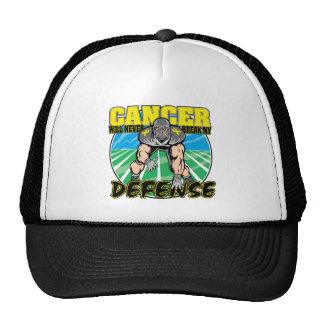 Testicular Cancer Will Never Break My Defense Trucker Hat