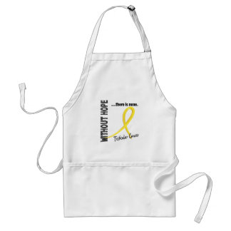 Testicular Cancer Without Hope 1 Adult Apron