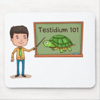 Testidium 101 mousepads
