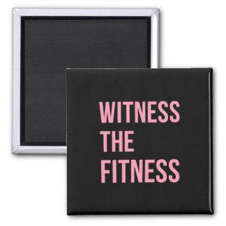 Testigo de la cita de entrenamiento el rosa del ne