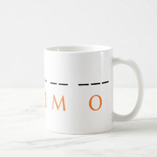 """T'estimo - """"· ··· - ·· -- --- taza de café"""