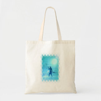 Testing the Wind Small Tote Bag