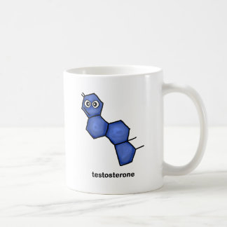 Testosterone Coffee Mug
