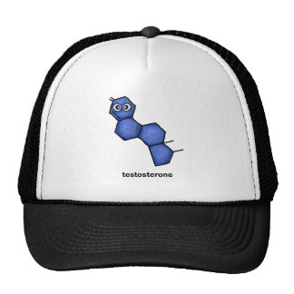 Testosterone Trucker Hat