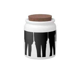 testosterone yeah candy jar