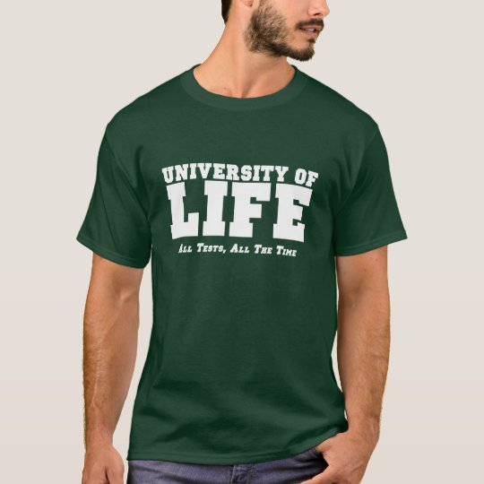 Tests - Green t-shirt
