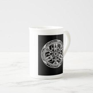 'Tesuque Pattern' Tea Cup