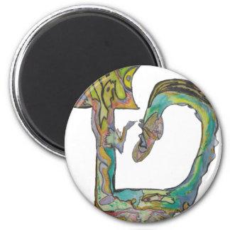 Tet 2 Inch Round Magnet