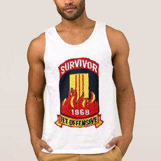 TET 68 SURVIVOR TANK TOP