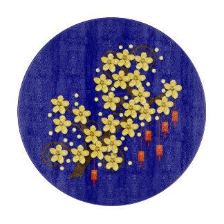 Tet Hoa Mai Cutting Board