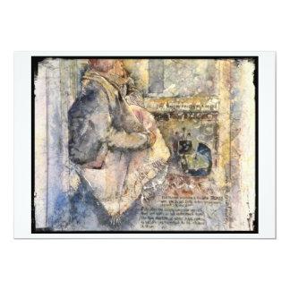 """Tet"" Prayer Shawl Card"