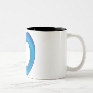 Tet Zafiro Two-Tone Coffee Mug