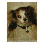 Tête de chien - Pedro Auguste Renoir Tarjetas Postales