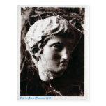 Tete de Jeune Homme Postcards