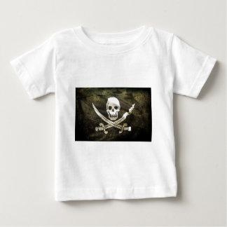 Tête de mort pirate baby T-Shirt