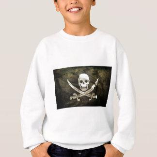 Tête de mort pirate sweatshirt