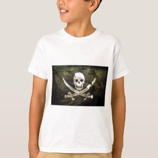 Tête de mort pirate T-Shirt