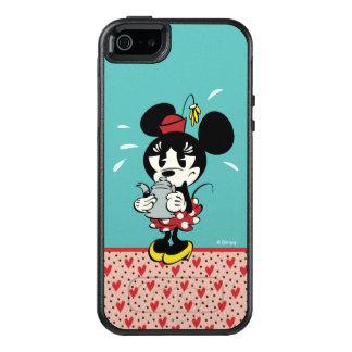 Tetera caliente de Minnie el | del francés Funda Otterbox Para iPhone 5/5s/SE
