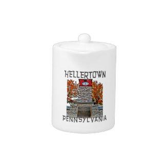Tetera de Hellertown
