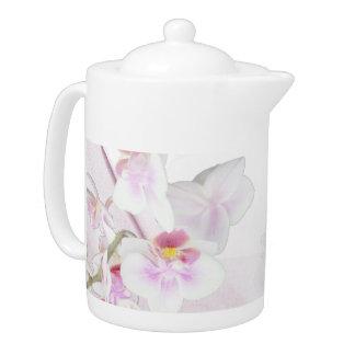 Tetera de la orquídea