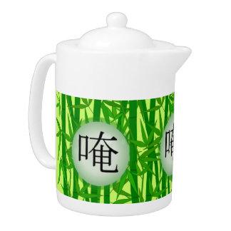 Tetera de OM del chino