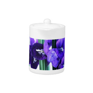 Tetera de Reticulata del iris