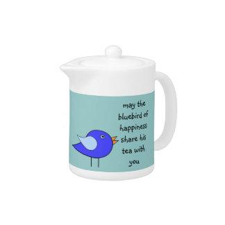 Tetera del Bluebird