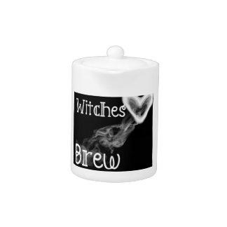 Tetera del Brew de las brujas