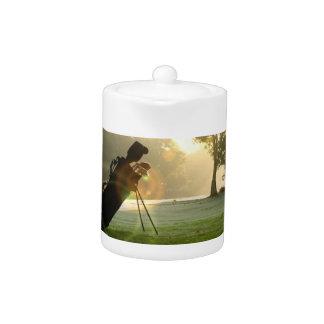 Tetera del golf