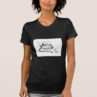 Tetera del zen camiseta