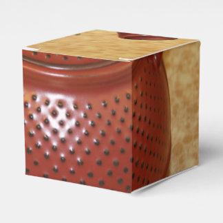 Tetera japonesa cajas para detalles de boda
