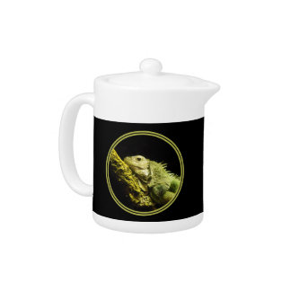 Tetera noble de la iguana