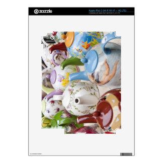 Teteras en venta en Leipzig, Alemania Pegatinas Skins Para iPad 3