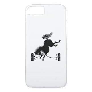 Tethered Soma horse iPhone 8/7 Case