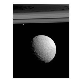Tethys and Janus Postcard