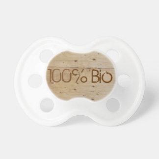 Tetina personalizada 100% Biológica Chupete De Bebe