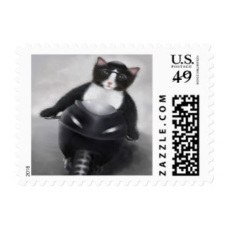TETLEY the CAT - Postage stamps